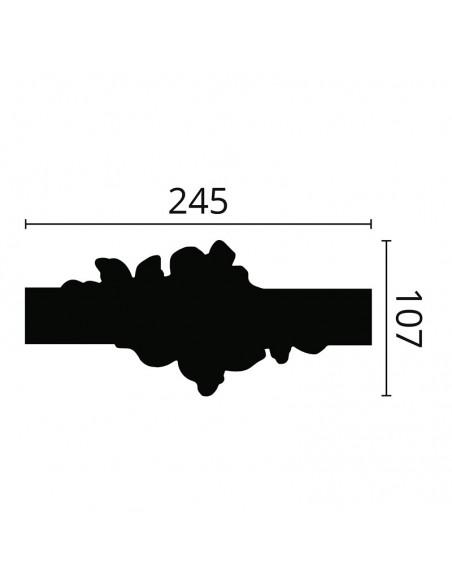 Z104 NMC кутовий елемент