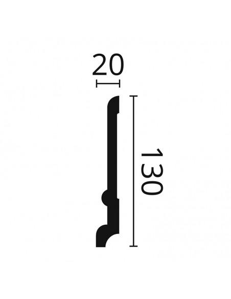 FD21 NMC плінтус