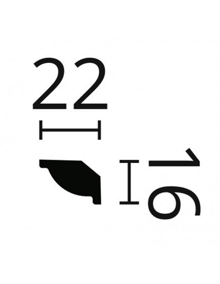 WT7 NMC карниз