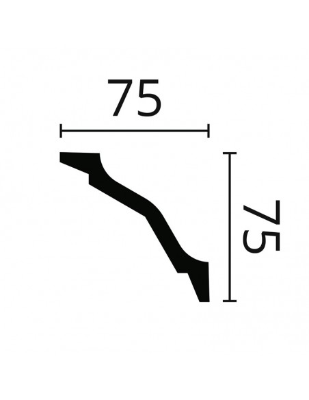 WT26 NMC карниз