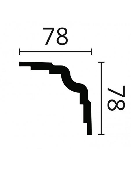 WT25 NMC карниз