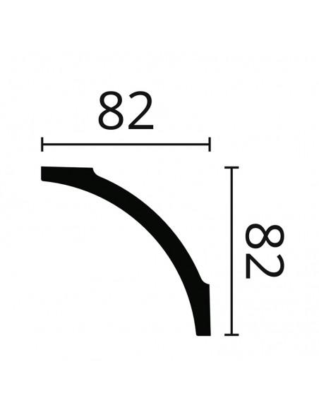 B8 NMC карниз