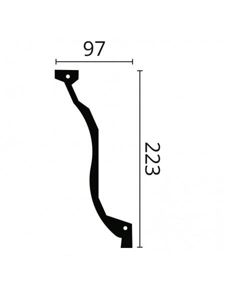 Z7 NMC карниз