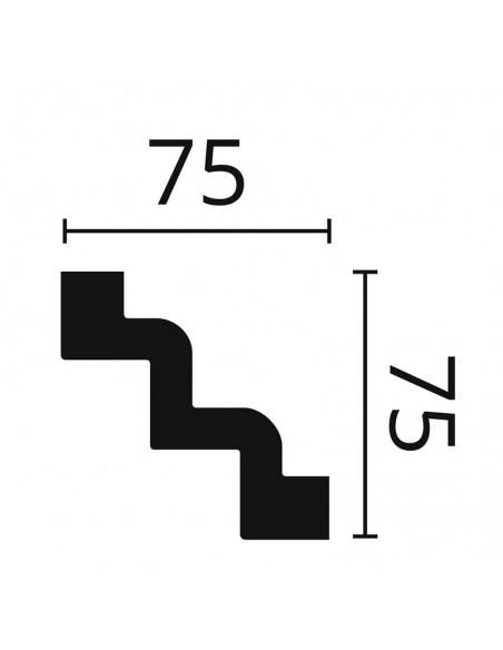 Z52 NMC карниз