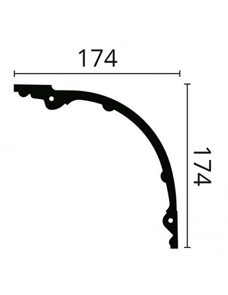 Z42 NMC карниз