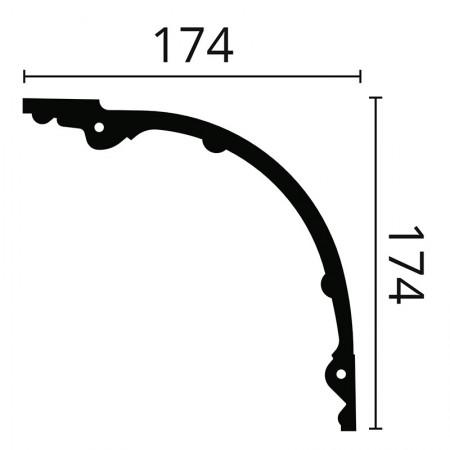 Z41 NMC карниз