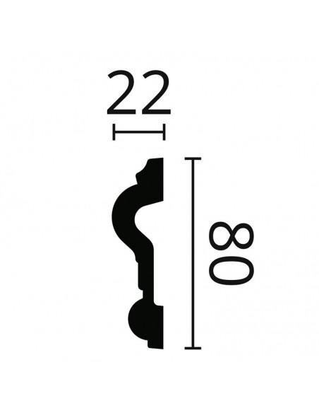 Z32 Flex NMC молдинг