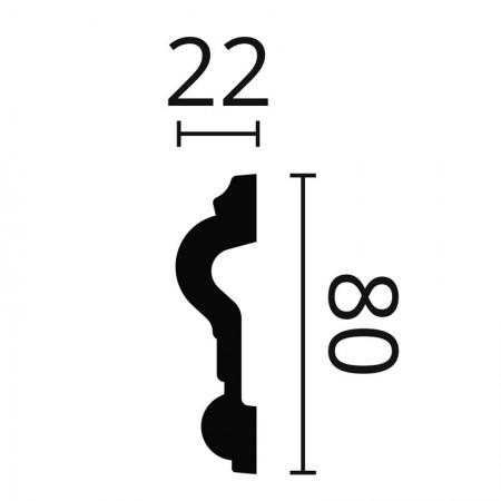 Z32 NMC молдинг
