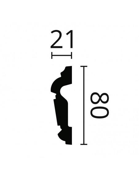 Z31 Flex NMC молдинг