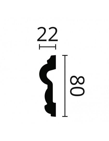 Z30 Flex NMC молдинг