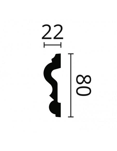 Z13 Flex NMC молдинг