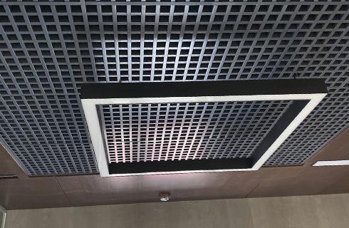 Грильято подвесные потолки